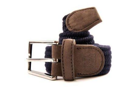 ceinture-laine-tressee-bleu-marine-marron-ben