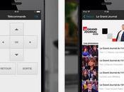 myCANAL iPhone, nouvelle Apps chaînes CANAL+ CANALSAT...