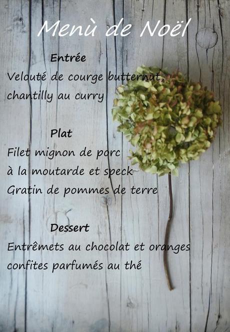 Menu de f te quelques id e pour le menu de no l paperblog - Idee de repas pour noel ...
