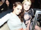 "Dakota Fanning & Kristen Stewart Chanel ""Metiers d'Art"" Show"