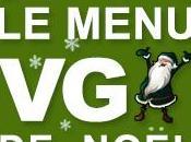 Menu spécial Noël décembre