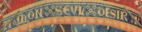 Les tapisseries de la dame la licorne d couvrir - Tapisserie dame a la licorne ...
