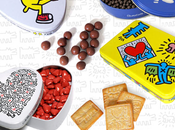 Chocolats, Biscuits, idées cadeaux objets inédits Keith Haring