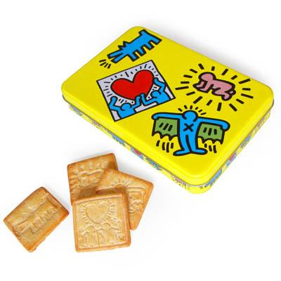 Chocolats, Biscuits, idées cadeaux et objets inédits Keith Haring ...