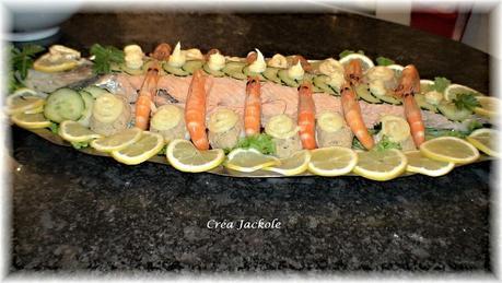 Saumon bellevue lire for Cuisine entiere