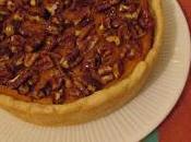 Tarte potimarron noix pécan caramélisées