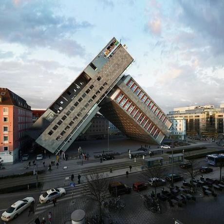 Victor enrich l architecture impossible paperblog for Architecture impossible