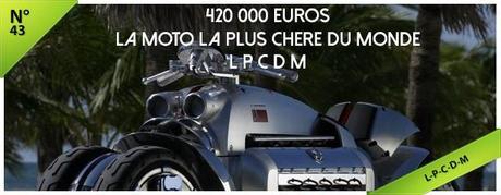 420 000 la moto la plus ch re du monde la tomahawk dodge paperblog. Black Bedroom Furniture Sets. Home Design Ideas
