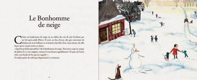 La petite fille aux allumettes suivi du bonhomme de neige paperblog - Bonhomme fille ...