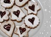 Biscuits Linzer, étape
