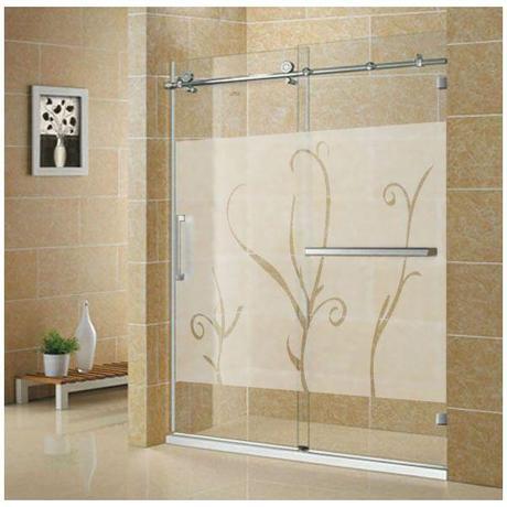 L astuce d co facile les stickers muraux paperblog for Miroir pour douche