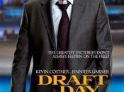 """Bande annonce """"Draft Day"""" Ivan Reitman, avec Kevin Costner."""