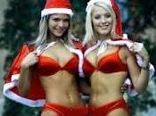 Ligue Père Noël dans ordures 2013