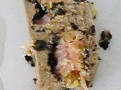Terrine foie gras filet flétan fumé Riesling