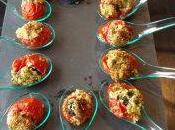 Escargot dans tomate cerise d'après recette d'Eric Fréchon