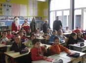 [Fouilloy]Les classes reçu père Noël
