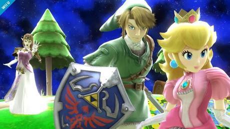 SSB. WiiU / 3DS : Zelda rejoint le casting !