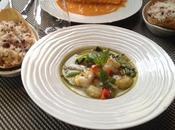 Basilic spice, gastronomie khmer thaïe