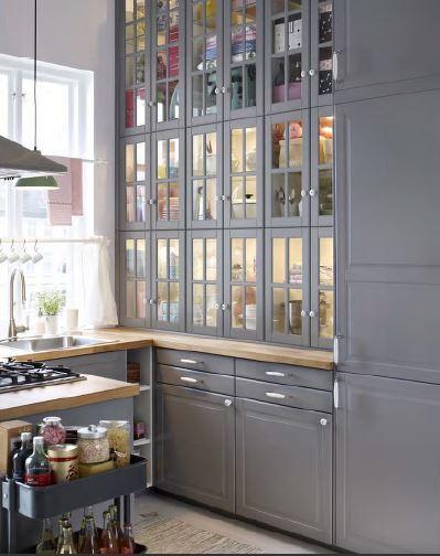 Inspirations de cuisine couleur fa ade cuisine ikea plus inspirations de cu - Facades cuisine ikea ...