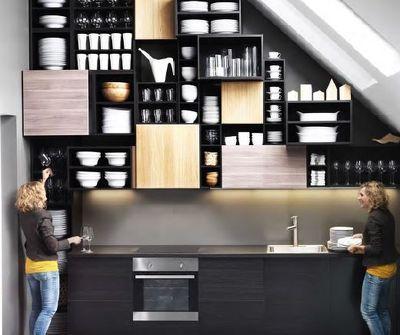 De cuisine ikea lance metod leur nouveau système de cuisine