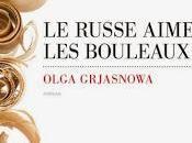 Editions Escales, présentent premier roman d'Olga Grjasnowa Russe aime bouleaux. Coup poing dans ventre coup cœur rédaction