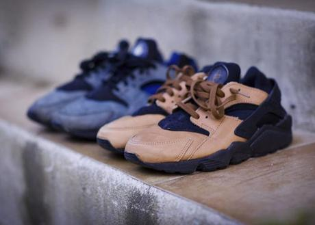 Nike Air Huarache OG LE Brown Black
