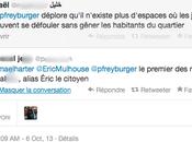Poussez porte Fabrique intimidations contre blogueur Twitter #Rottner2014 #Acte2
