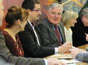 Municipales centristes entrent piste présentent leur liste Aimons Limoges