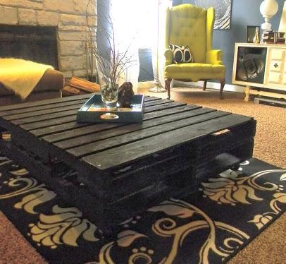 choisir une table basse pour mon salon paperblog. Black Bedroom Furniture Sets. Home Design Ideas