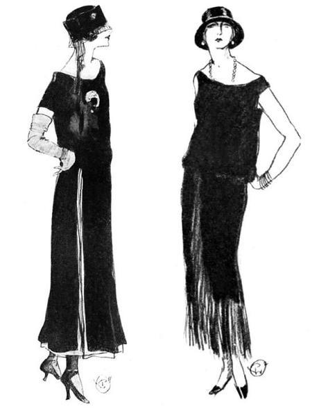 a l 39 origine de la petite robe noire voir. Black Bedroom Furniture Sets. Home Design Ideas
