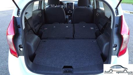 essai routier nissan versa note 2014 paperblog. Black Bedroom Furniture Sets. Home Design Ideas