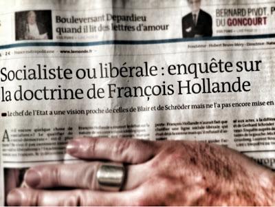 Le jour où François Hollande a triangulé la classe politique française