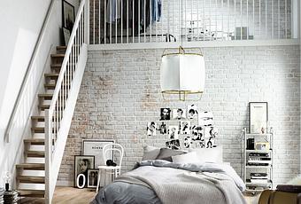 Une chambre avec mezzanine | À Voir