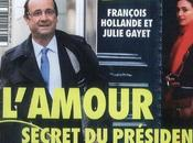 L'amour secret François Hollande (Closer)