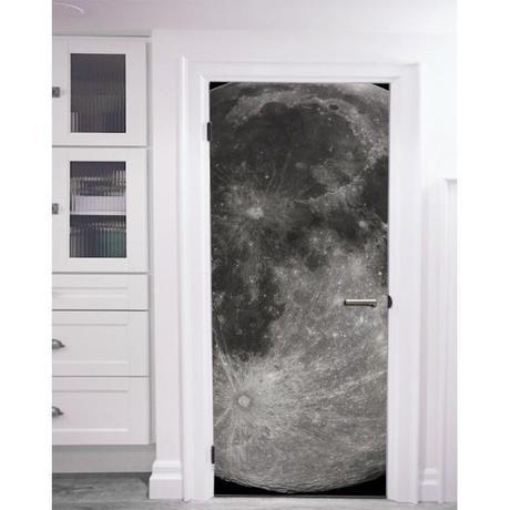 diy customiser une porte paperblog. Black Bedroom Furniture Sets. Home Design Ideas