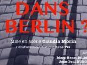 Seul dans Berlin? René Claudia Morin Lucernaire