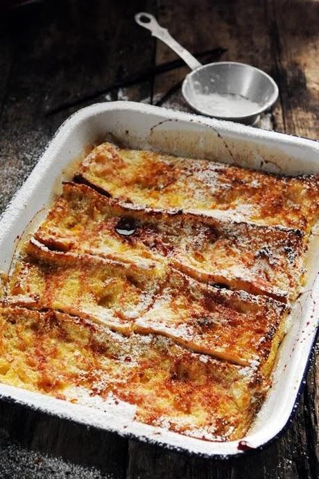 Et si la nourriture ne se perdait plus chez moi ! Et si je commençais par le pain, pain perdu croustillant et fondant au menu !
