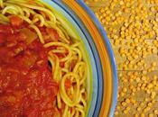 Sauce spaghetti lentilles corail