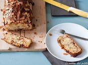 Cake mascarpone confiture cerise noire