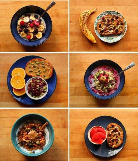 6 id es de petit d jeuner vegan lire - Petit dejeuner vegan ...