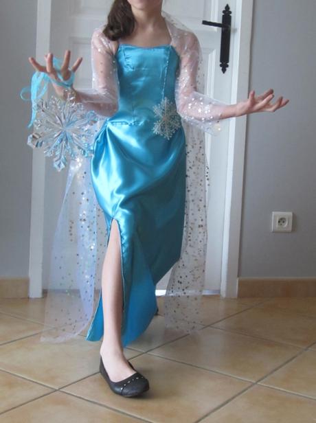 Petite frimousse reine des neiges paperblog - Chateau de la reine des neiges ...