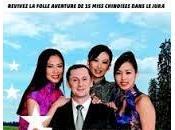 folle aventures miss chinoises dans Jura