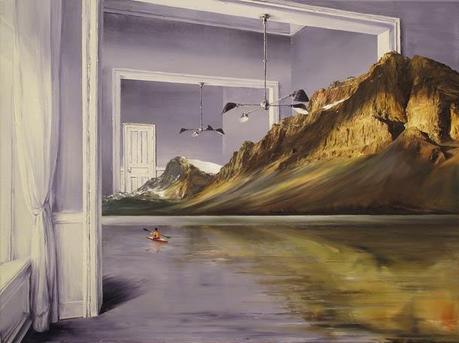 Peintures surréalistes by paco pomet | À Voir