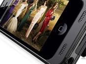 Coque Batterie Ultra Slim iFANS 2400mAh pour iPhone (Noir Certifiée Apple)
