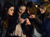 "Pretty Little Liars Synopsis photos promos l'épisode 4.17 ""Bite Your Tongue"""