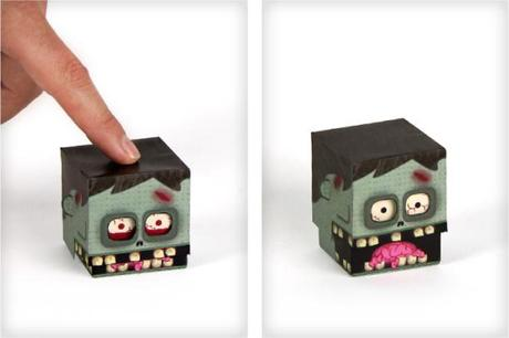 Paper Desk Toys de Creativello