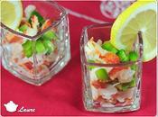 Verrine homard