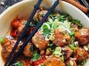 boulettes envahissent enfin monde Balls cochon crevettes l'asiatique…