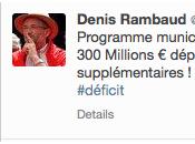 Programme municipal P.Freyburger Millions dépenses supplémentaires #impôts #dettes #déficit