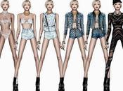 Pour Bangerz Tour, Miley Cyrus sera habillée Roberto Cavalli...